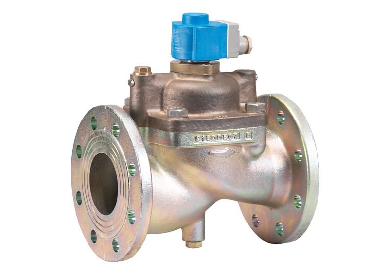 Elektromagnetické ventily EV220B (65-100 series)