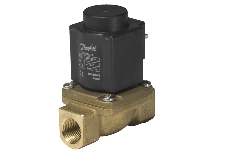 Elektromagnetické ventily EV225B