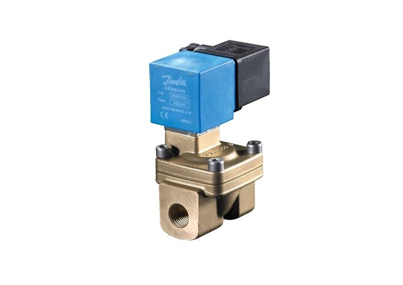 Elektromagnetické ventily EV220W
