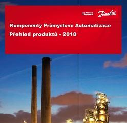 DANFOSS | Nový tématický katalog průmyslové regulace 2018
